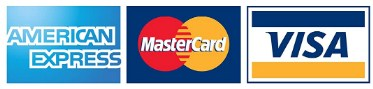 Master card, VISA and American Express Payment Structure